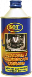 INJECTOR & CARBURETOR CLEANER